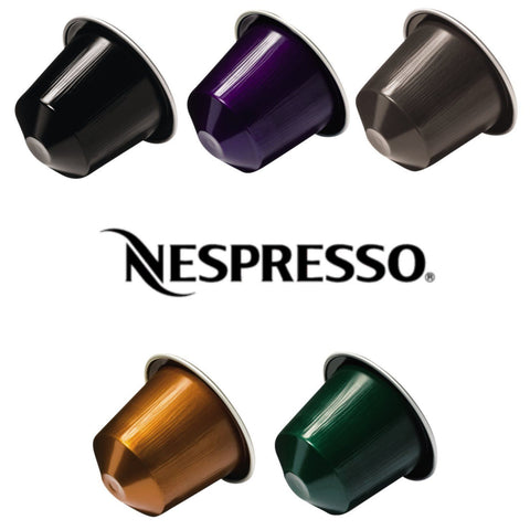 Nespresso Coffee Pods 50 pcs Mixed Variety - 1