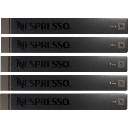 Nespresso Coffee Pods 50 pcs Roma - large - 1