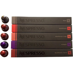 Nespresso Coffee Pods Decaf 50 Pcs