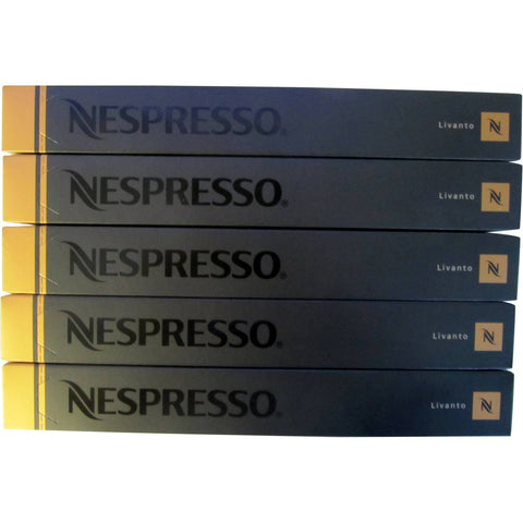 Nespresso Coffee Pods Livanto 50 - 1