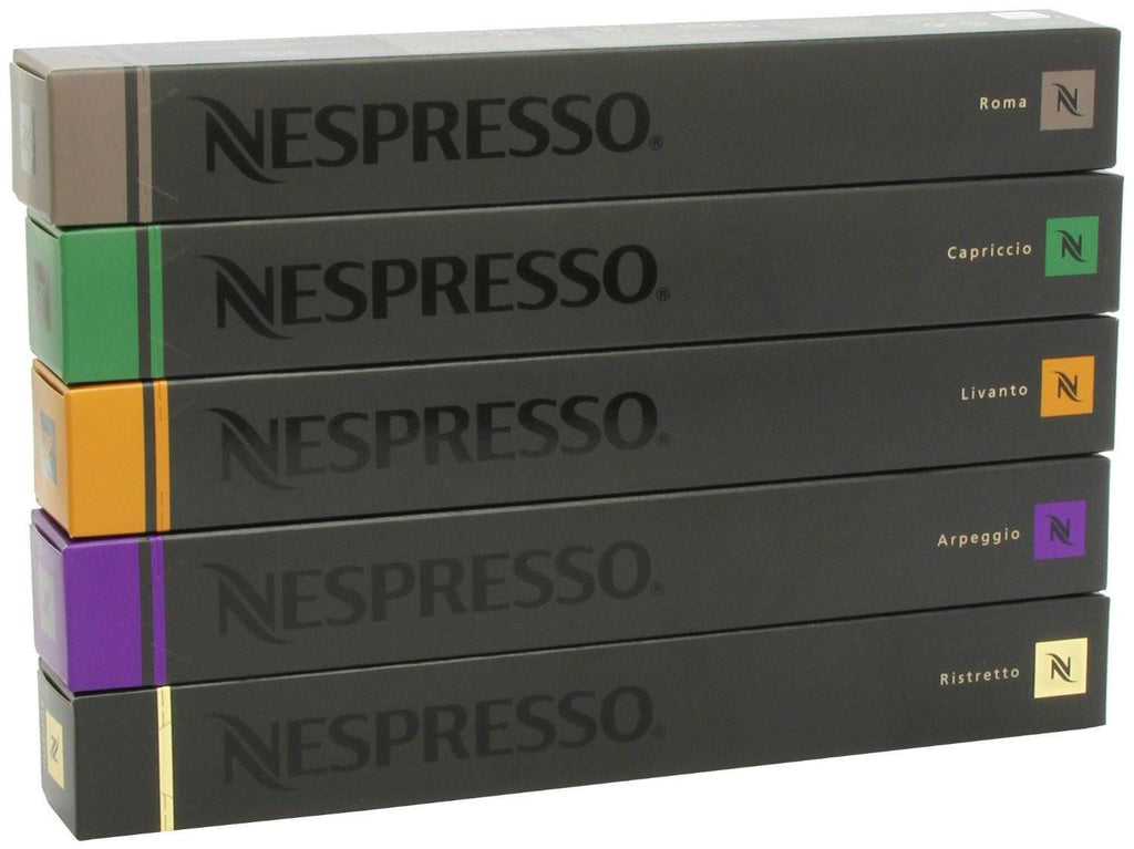 Nespresso Coffee Pods Original 50 pcs Mixed - large - 1