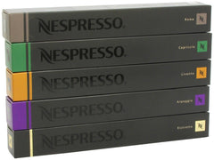 Nespresso Coffee Pods Original 50 pcs Mixed