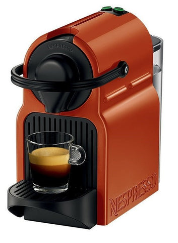 Nespresso Coffee Machine Krups - Inissia Orange - 1