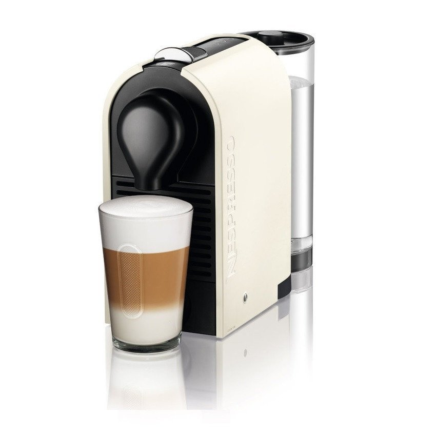 Nespresso Coffee Machine Krups - Pure Cream - large - 2