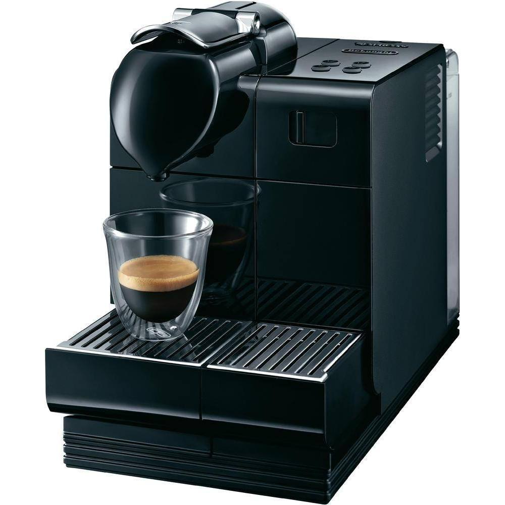 Nespresso Machine Delonghi Lattissima Plus - Black - large - 1