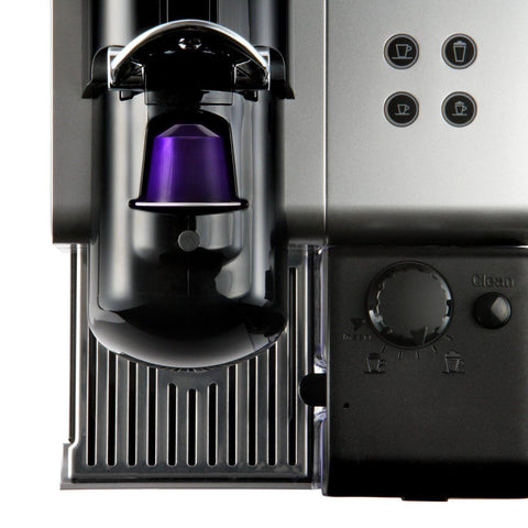 Nespresso Machine Delonghi Lattissima Plus - Red - 4