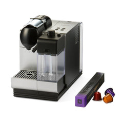 Nespresso Machine Delonghi Lattissima Plus - Silver