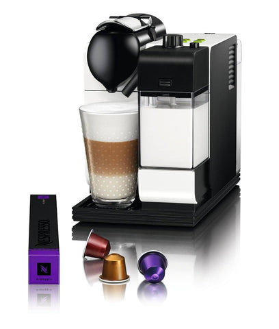 Nespresso Machine Delonghi Lattissima Plus - White - 2