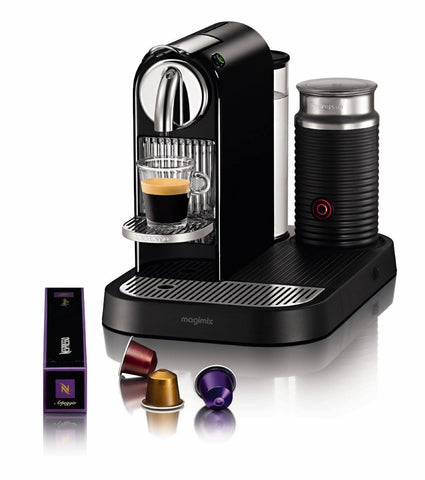 Nespresso Machine Magimix Citiz & Milk - Black - 1