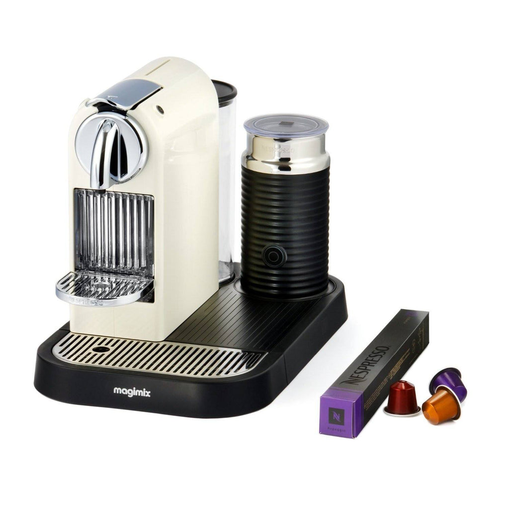 Nespresso Machine Magimix Citiz & Milk - Cream - large - 1