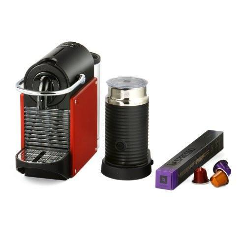 Nespresso Machine Magimix Pixie with Aeroccino - large - 1