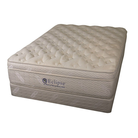 Eclipse Memory Foam Pocket Spring Mattress Baron - 1