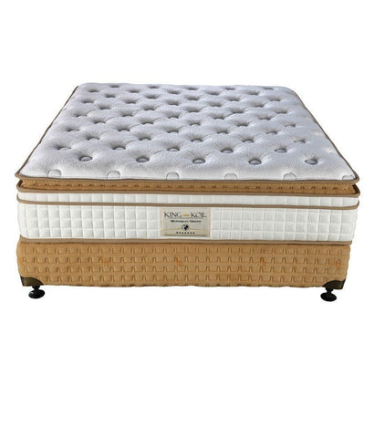 King Koil Memory Foam Mattress Maharaja Grand - 12