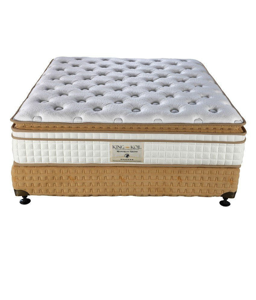 King Koil Memory Foam Mattress Maharaja Grand - large - 14