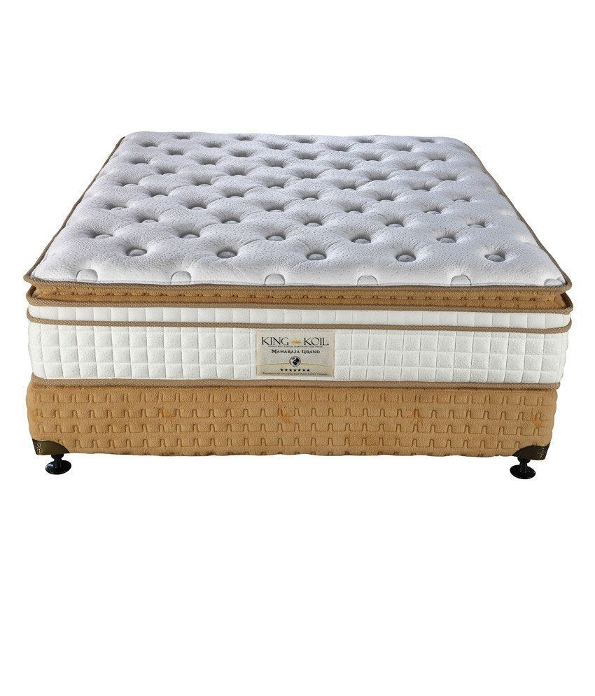 King Koil Memory Foam Mattress Maharaja Grand - large - 1