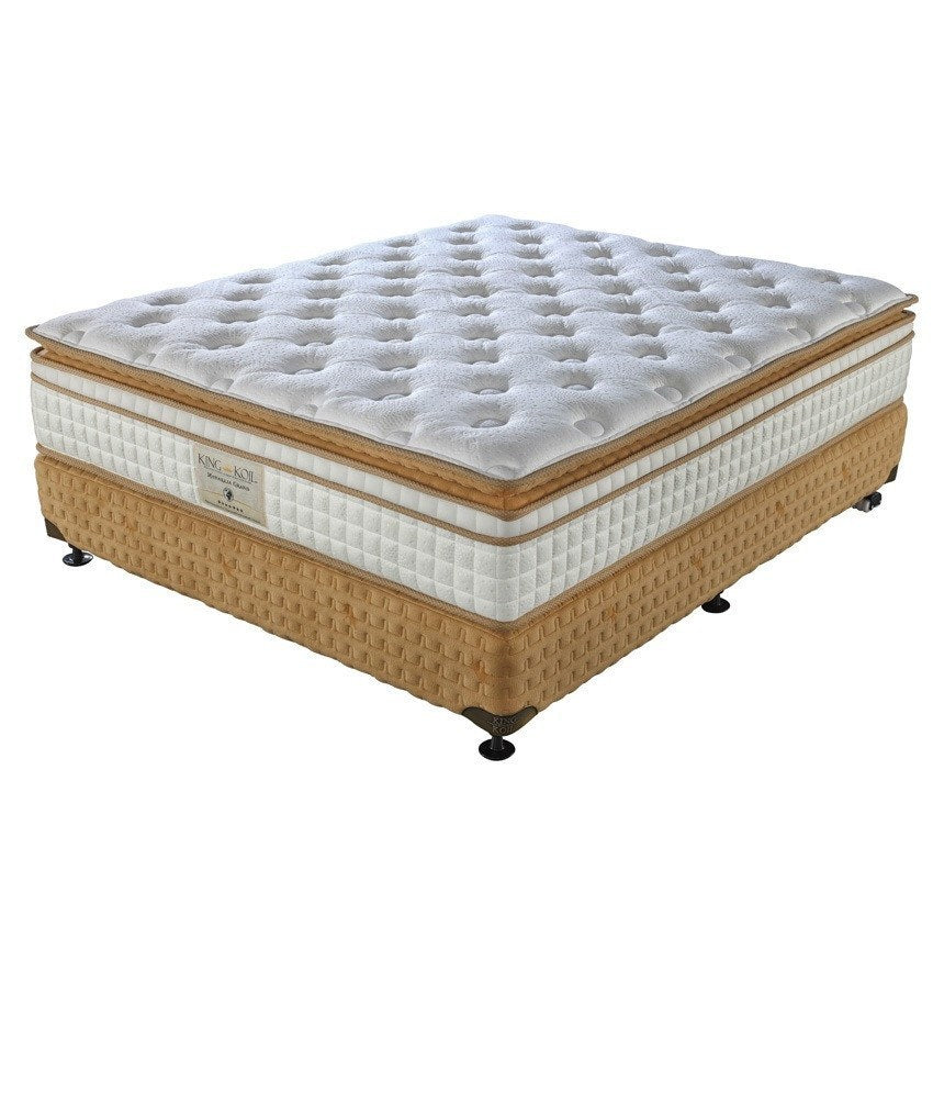 King Koil Memory Foam Mattress Maharaja Grand - large - 2