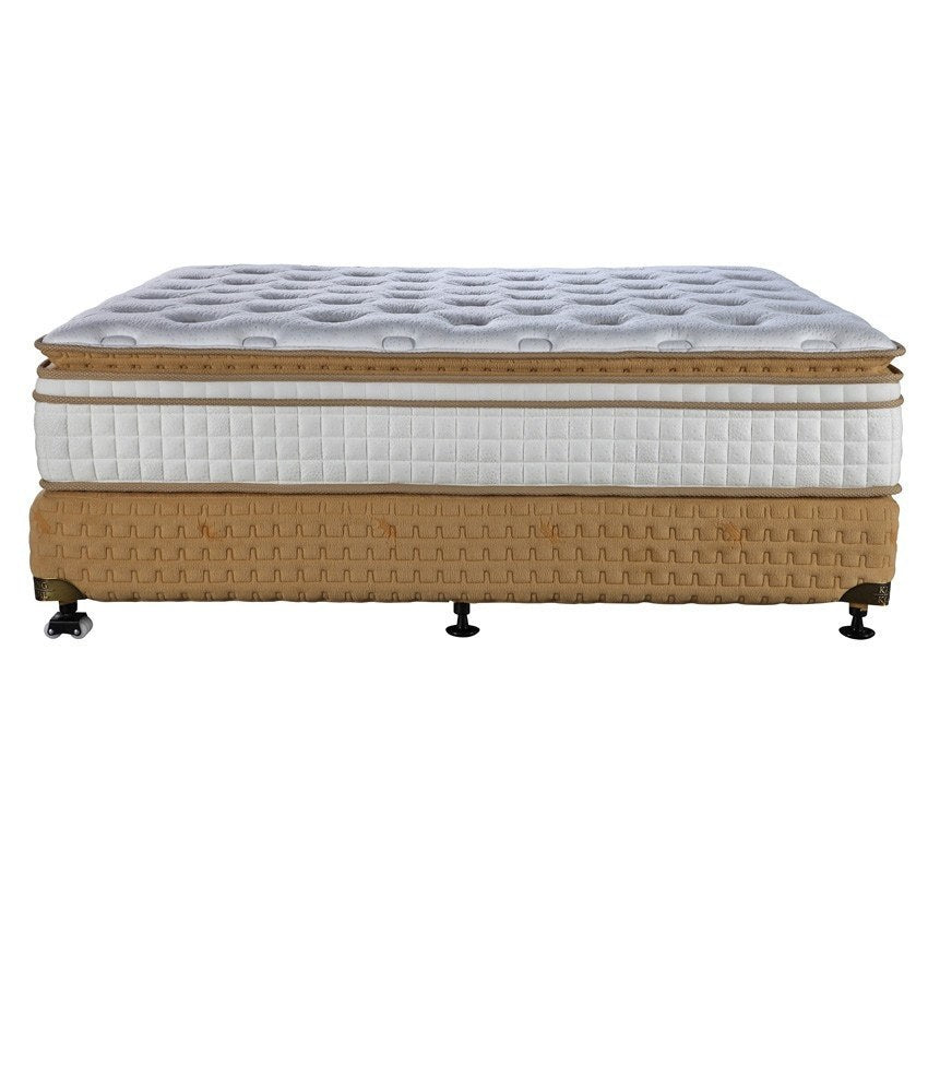 King Koil Memory Foam Mattress Maharaja Grand - large - 3