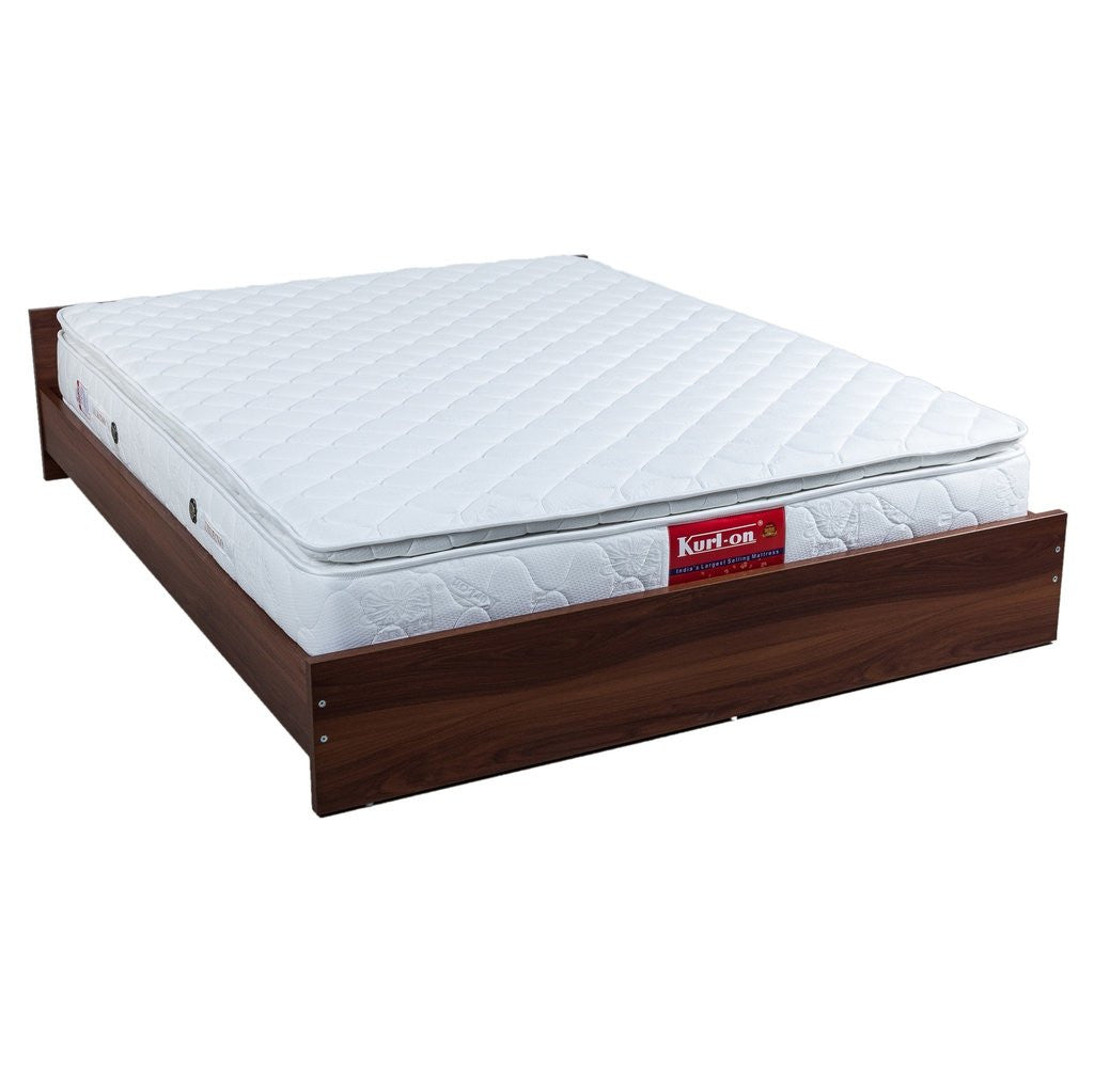 Buy kurlon mattress memory foam new luxurino online in for Where to buy mattresses