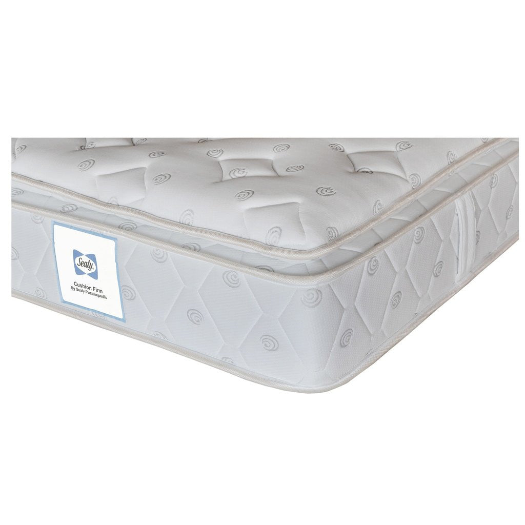 Sealy Cushion Firm Mattress - large - 2