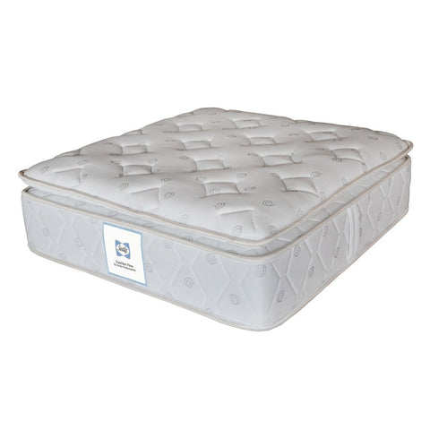 Sealy Cushion Firm Mattress - 4