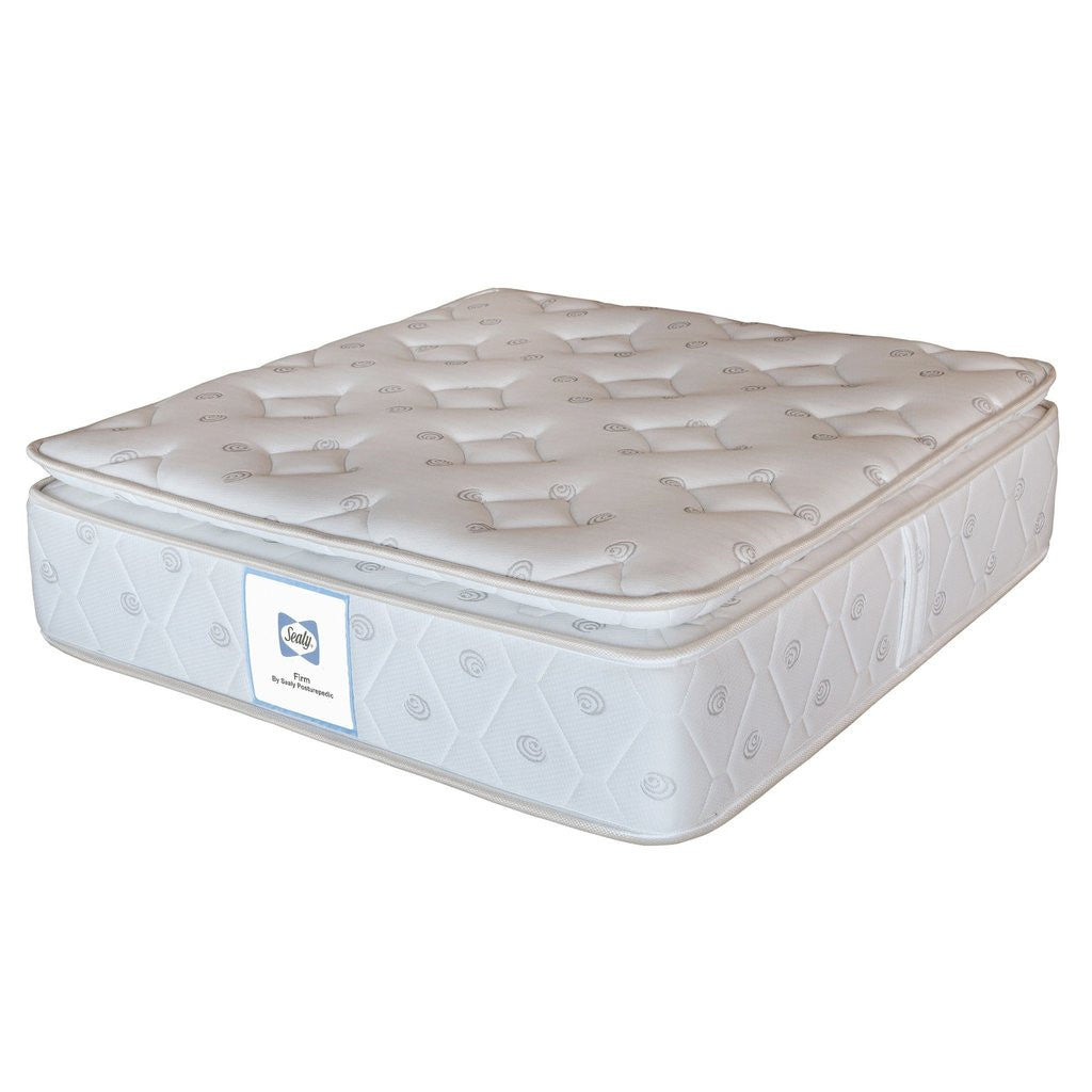 Sealy Firm Mattress - large - 8