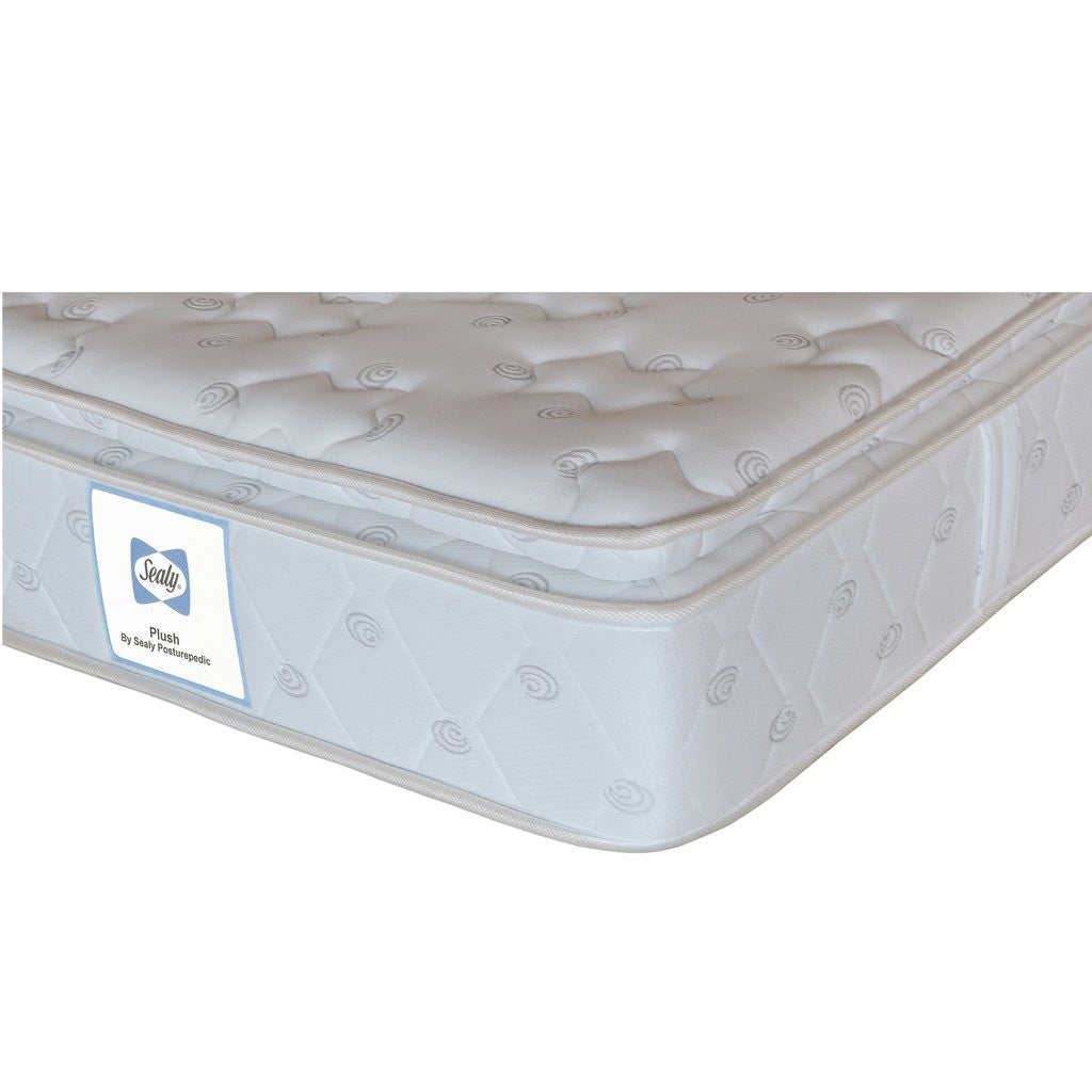 Sealy Plush Mattress - large - 2