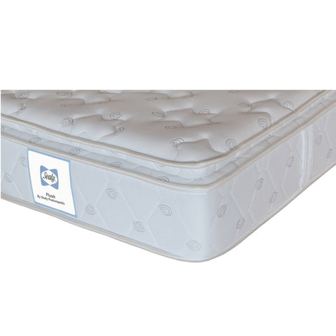 Sealy Plush Mattress - 2