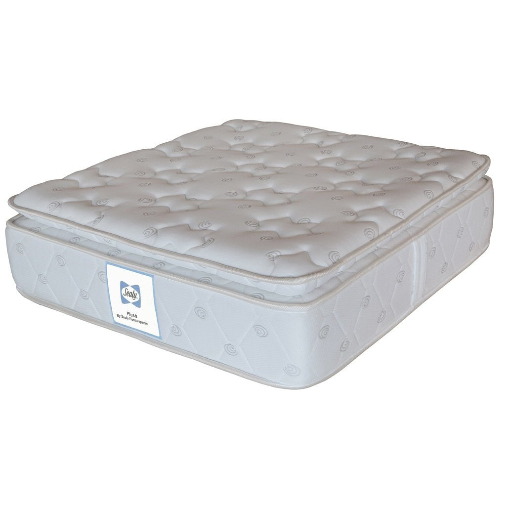 Sealy Posturepedic Memory Foam Mattress - Plush - large - 8