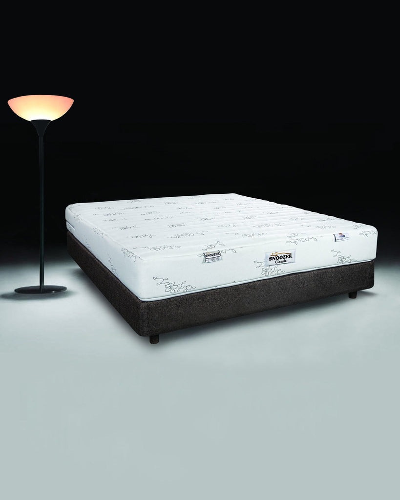 Snoozer Mattress Ortho Firm with Pocket spring & PU Foam Old Backup - large - 2
