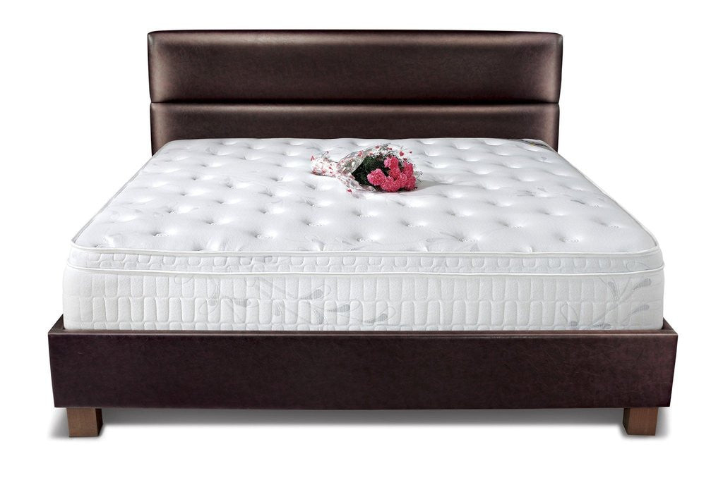 Springwel Latex Foam Pocket Spring Mattress - Fusion - large - 18