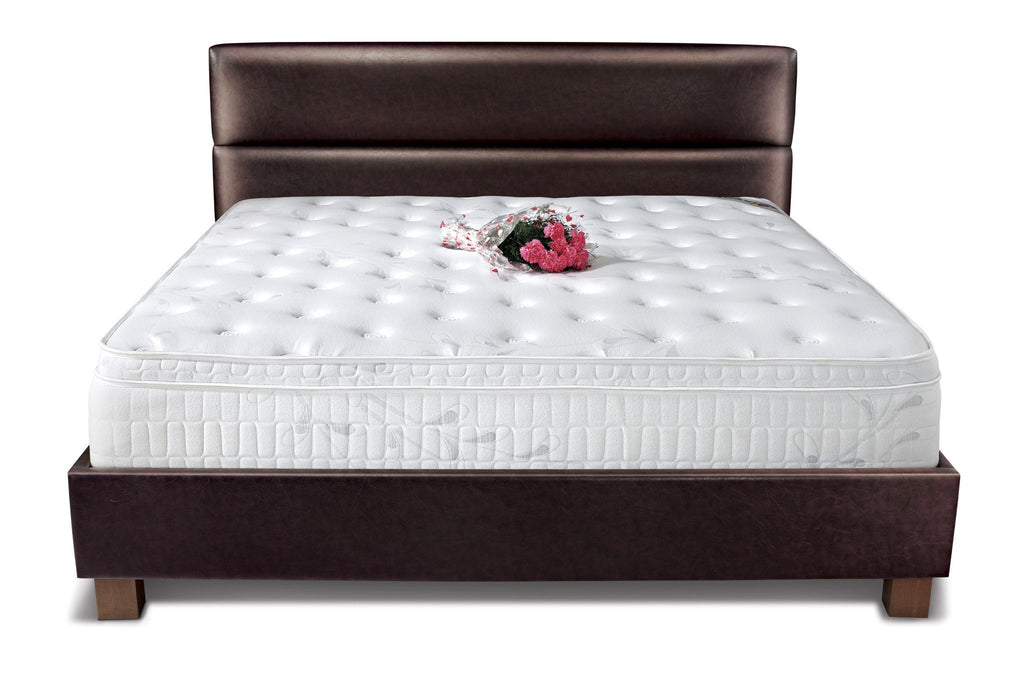 Springwel Latex Foam Pocket Spring Mattress - Fusion - large - 1