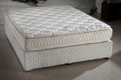 Springwel Mattress Pillow Top with Soft Foam - 2