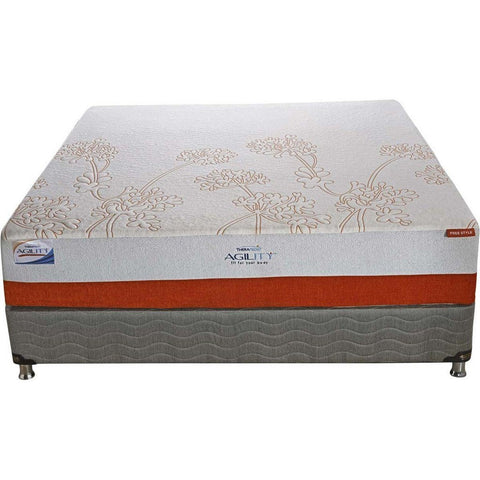 Therapedic Mattress Agility Cross Over - OLS - 22