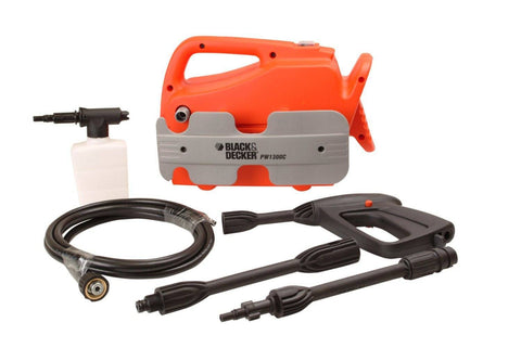 Black & Decker Car Washer PW1300C 110 Bar - 1