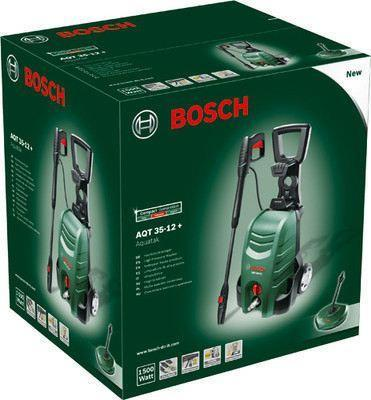 Bosch AQT 35-12 Plus High pressure Car Washer - 3