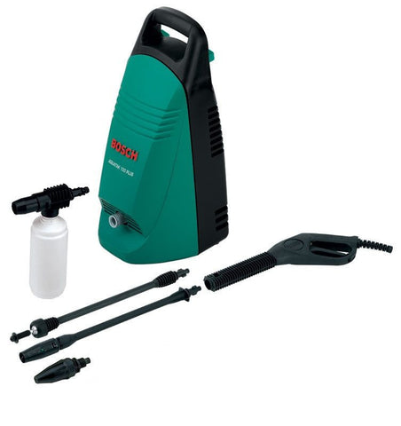 Bosch High Pressure Car Washer Aquatak 100 Euro 100 Bar - 1