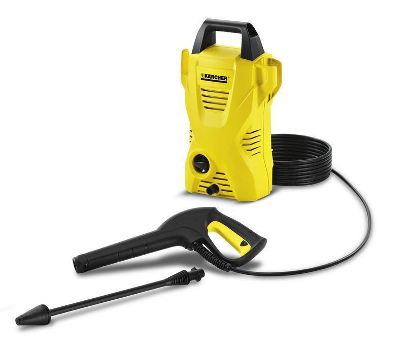 Karcher High Pressure Car Washer K 2.110 100 Bar - large - 1