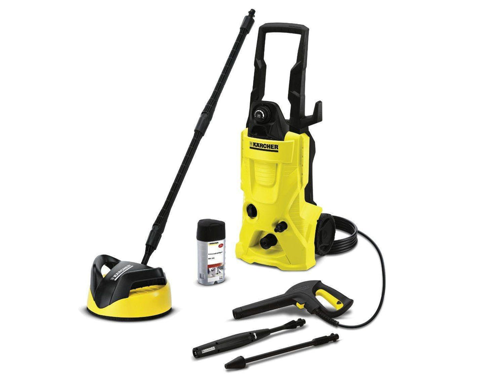 Karcher High Pressure Car Washer K 3.550 - large - 1