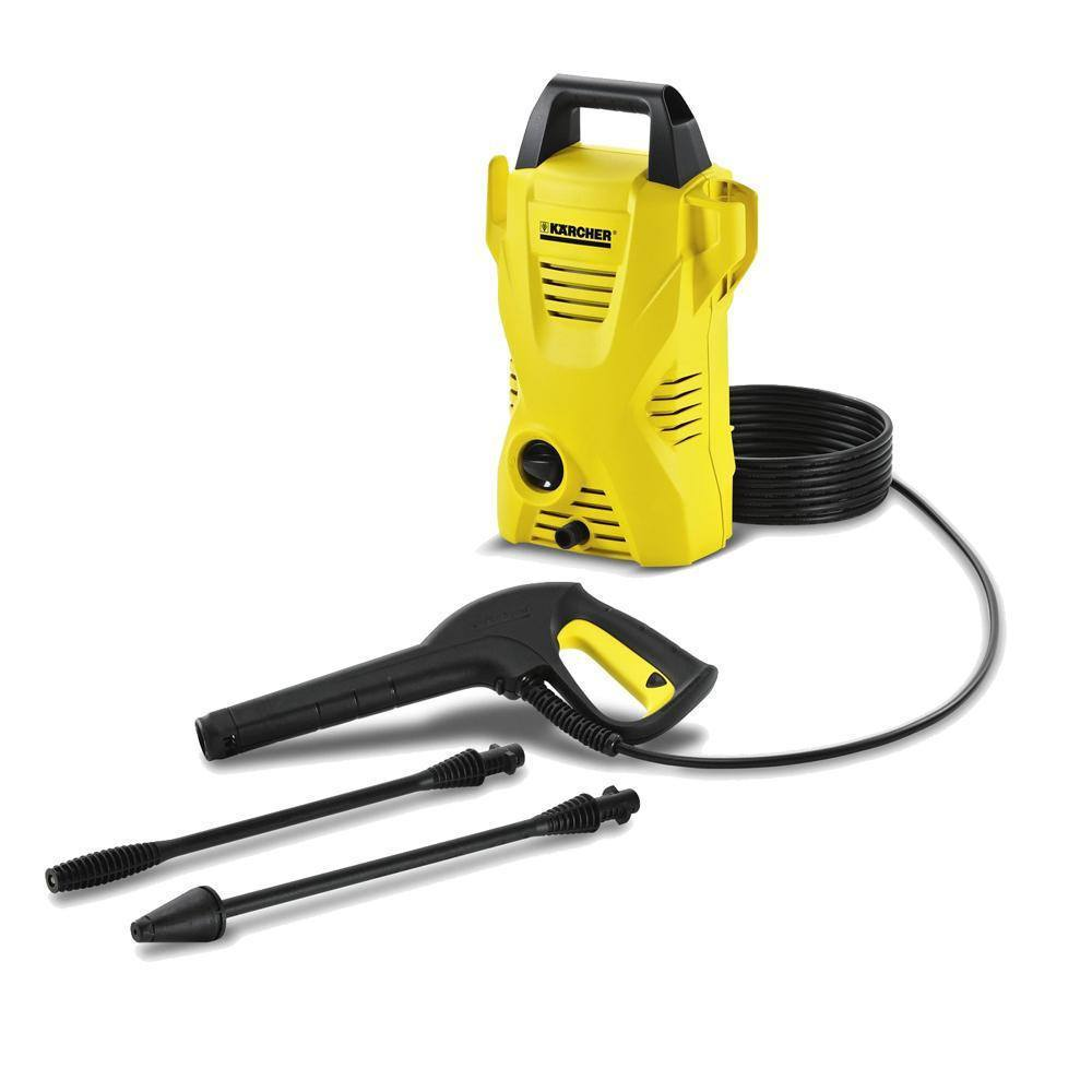 Karcher Pressure Washer K 2.120 - large - 1