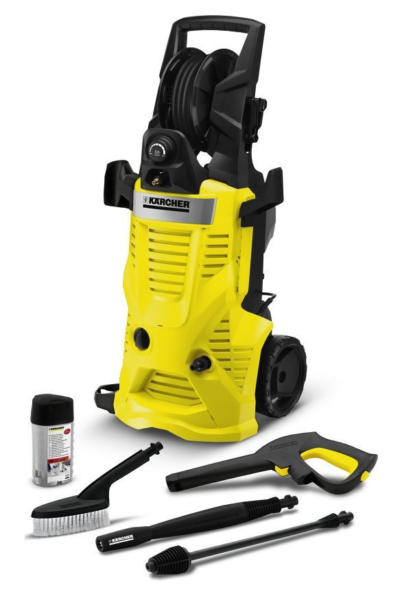 Karcher Pressure Washer K 6.600 150 Bar - large - 3