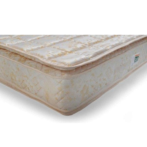 Raha Mattress PU Foam Pillow Top - Celeste - 2