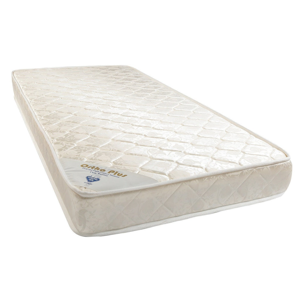 Buy Spring Air Ortho Plus Mattress Pu Foam Online In India Best