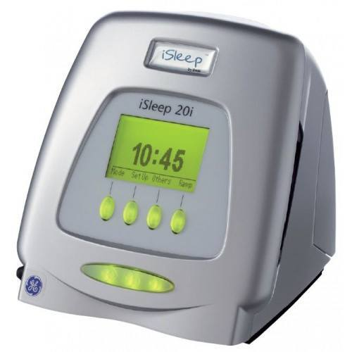 Breas iSleep 20i Auto CPAP Machine - large - 1