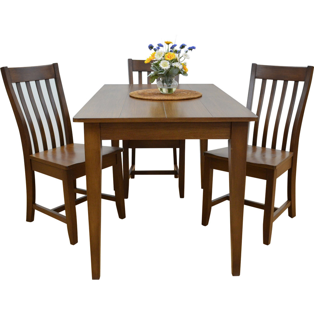 Teak Wood Dining Set - Annecy - large - 1