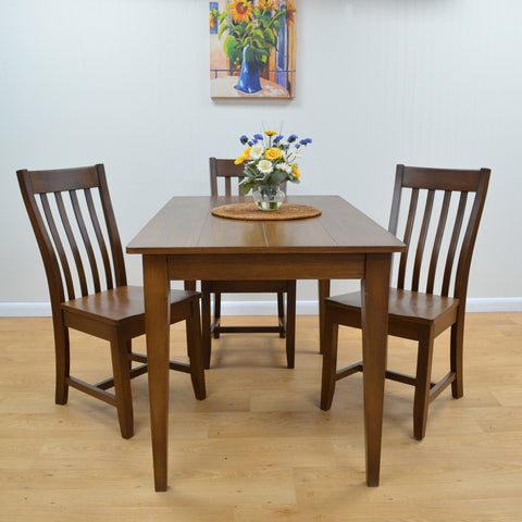Teak Wood Dining Set - Annecy - 2
