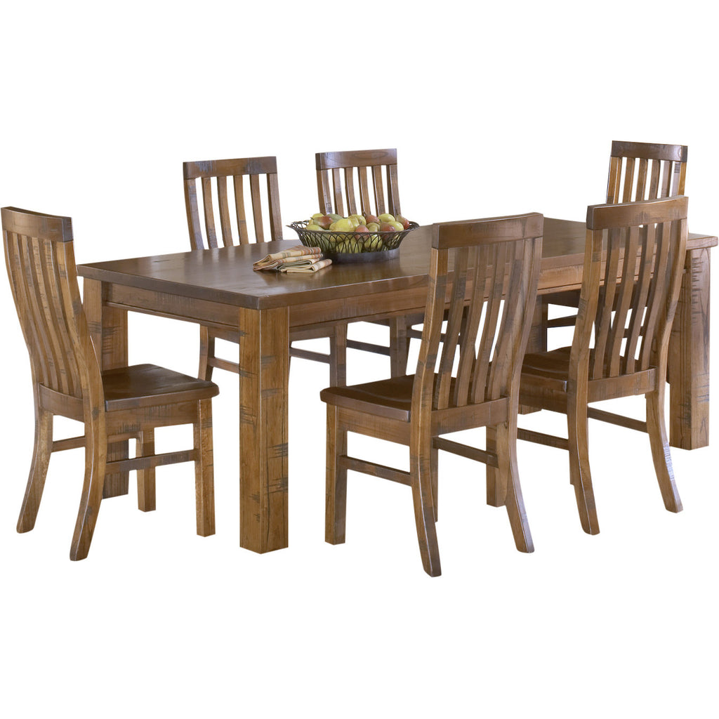 Teak Wood Dining Table - Languedoc - large - 1