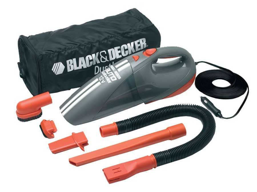 Car Vacuum Cleaner Black & Decker ACV1205 - large - 1