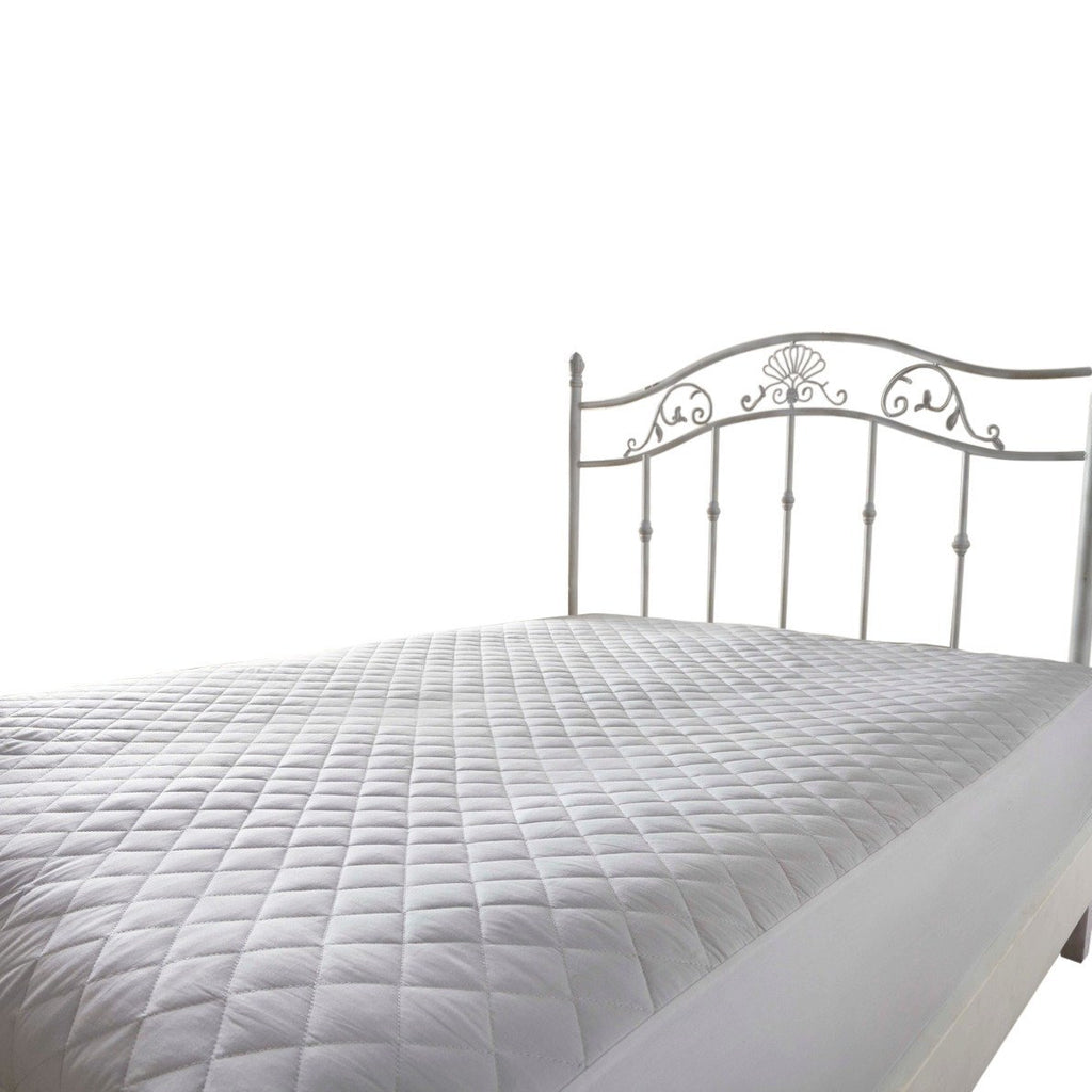 quilted waterproof mattress cover skirting
