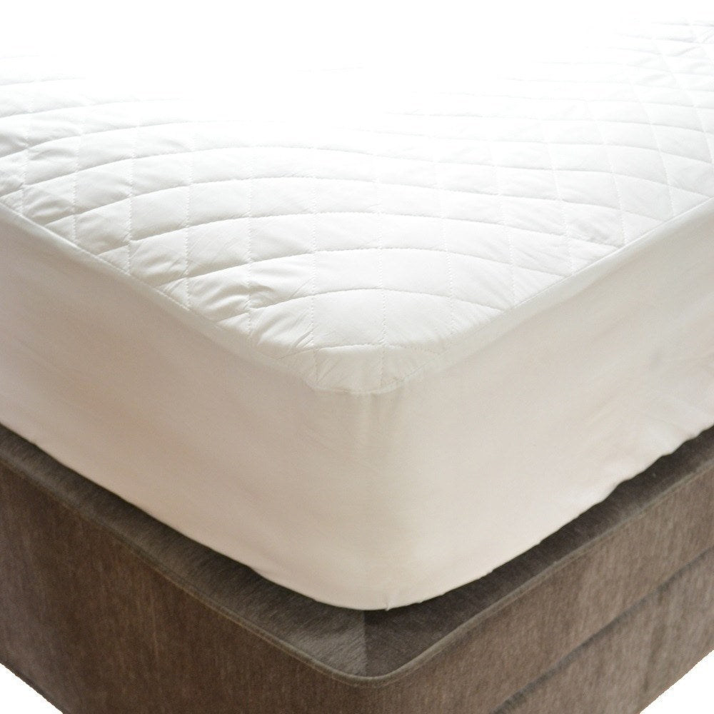 Quilted Waterproof mattress cover - Skirting - large - 2