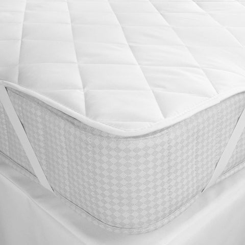 Quilted Waterproof Mattress Protector - 1